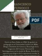 FRANCESCO TUNOCCI