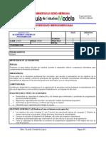 GUIA DE ESTUDIO Algoritmos y Diseño de Progamacion
