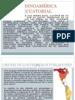 ANDINOAMÉRICA ECUATORIAL