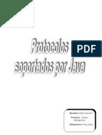 Protocolos de Red dos Por Java