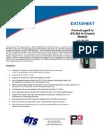 CLX 422 IPC Datasheet