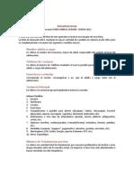 Actualizaciones Sistrat C2 2012
