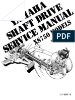 Shaft Drive Manual