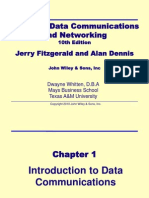 Ch01-Intro to Data Communications