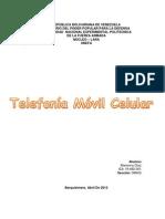 Actividad Virtual 2. Telefonía Móvil Celular. Marianny D.