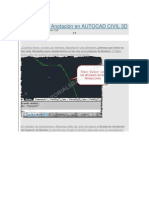 La Escala de Anotación en AUTOCAD CIVIL 3D