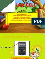 Solar Energy History All Beganppt Real