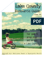 2012 Little Lake County Green Guide