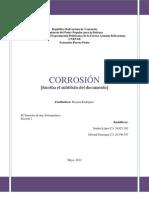 Trabajo de Corrosion Entregar