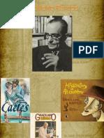 Vidas Secas- Bibliografia e Movimento Literario