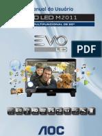 Manual Evo LED 20