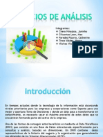 servicios de analisis
