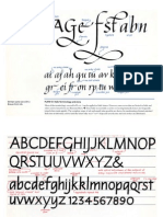 Letter Forms