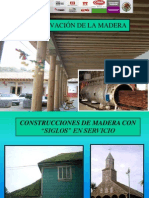 6. CONSERVACIÓN MADERA CONSTRUCCIÓN