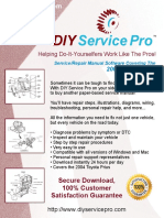 repair manual, service manual, fix cars, do it yourself