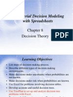 Decision Making Theory