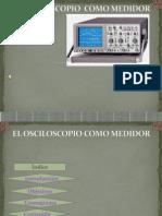 EL OSCILOSCOPIO COMO MEDIDOR--diseño Gerardo