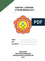 Cover Modul Imun Sem 4