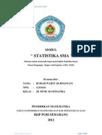Modul Statistika (Materi&Soal)