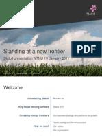 Statoil Presentation