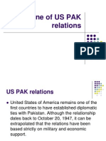 Pak Us Relation Ppt