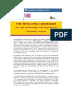 LS-Foro Niños - 16.05.2012 final web