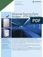TS Motorola PTP600 A4