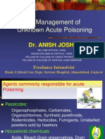 Management of Acute Poisoning ANISH FINAL