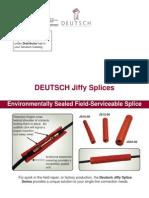 Jiffy Splice Data Sheet
