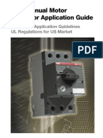 ABB Manual Motor Protector Application Guide - ABB