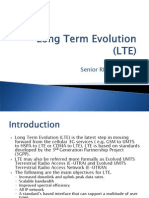 LTE Introduction - Training Lecture - Ace Telecom