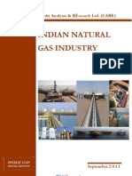 TAble of Content- Indian Natural Gas In