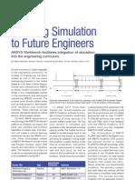 AA V4 I1 Teaching Simulation to Future Engineers