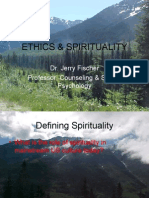 Spiritual Ethics in Action