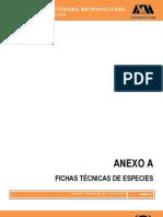Especies Uam-cuajimalpa Anexo A