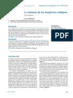 Articulo de Revision - Manifestacioes Cutaneas de Neoplasias Malignas