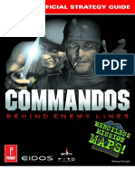Commandos Behind Enemy Lines Prima Official Guide