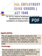 IL Standing Order Act