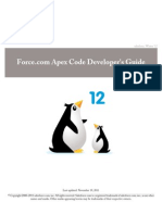Sales Force Apex Language Reference v23 Winter 12