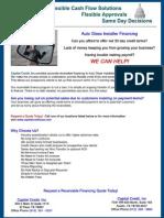 CCI Brochure - Auto Glass