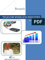 Table of Content-Telecom Wireless Industry