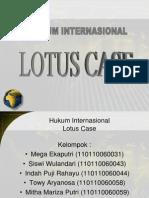 Lotus Case