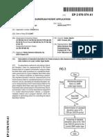 Calculation of Standard Deviation for Frame Erasure Rate Measurements