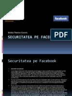 Securitatea Pe Facebook-Boldas Tiberius