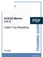 TM-2222 AVEVA Marine (12.1) Cable Tray Modelling Rev1.0