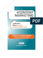 #CONTENT MARKETING tweet Book01