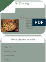 Media Planning - PizzaHut