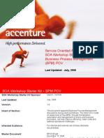 Accenture - Soa Workshop - Usiness Process Management Pov v2.0 (July, 2006)[1]