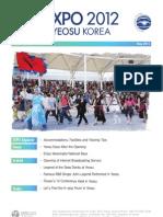EXPO 2012 Yeosu Newsletter (May 2012)