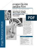 Film Storage Design Guide